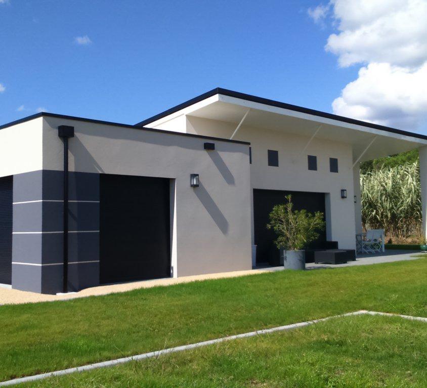 Maison parpaing de 114 m² à Saint Gilles Croix de Vie (Vendée, 85)