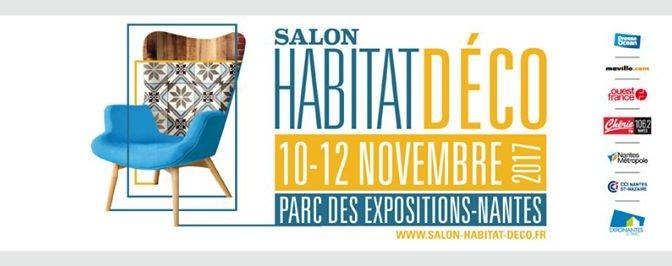 Salon habitat deco nantes for Salon habitat nantes