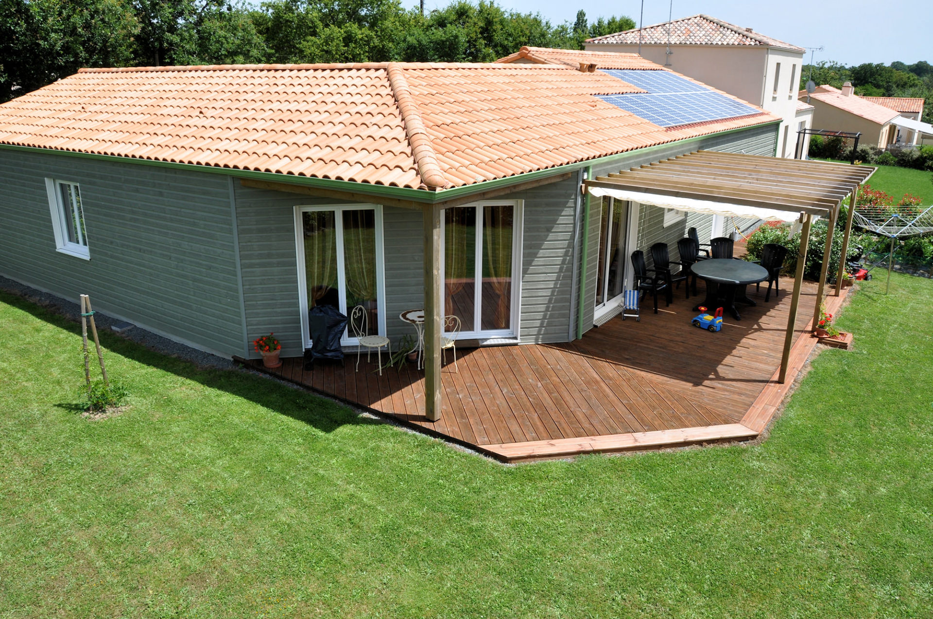 Avis Constructeur Couleur Villas maison bois à dompierre sur yon - ma maison acv