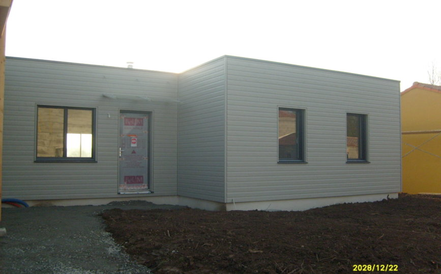 Maison bois cugand vend e 85 ma maison acv for Construction maison en bois vendee