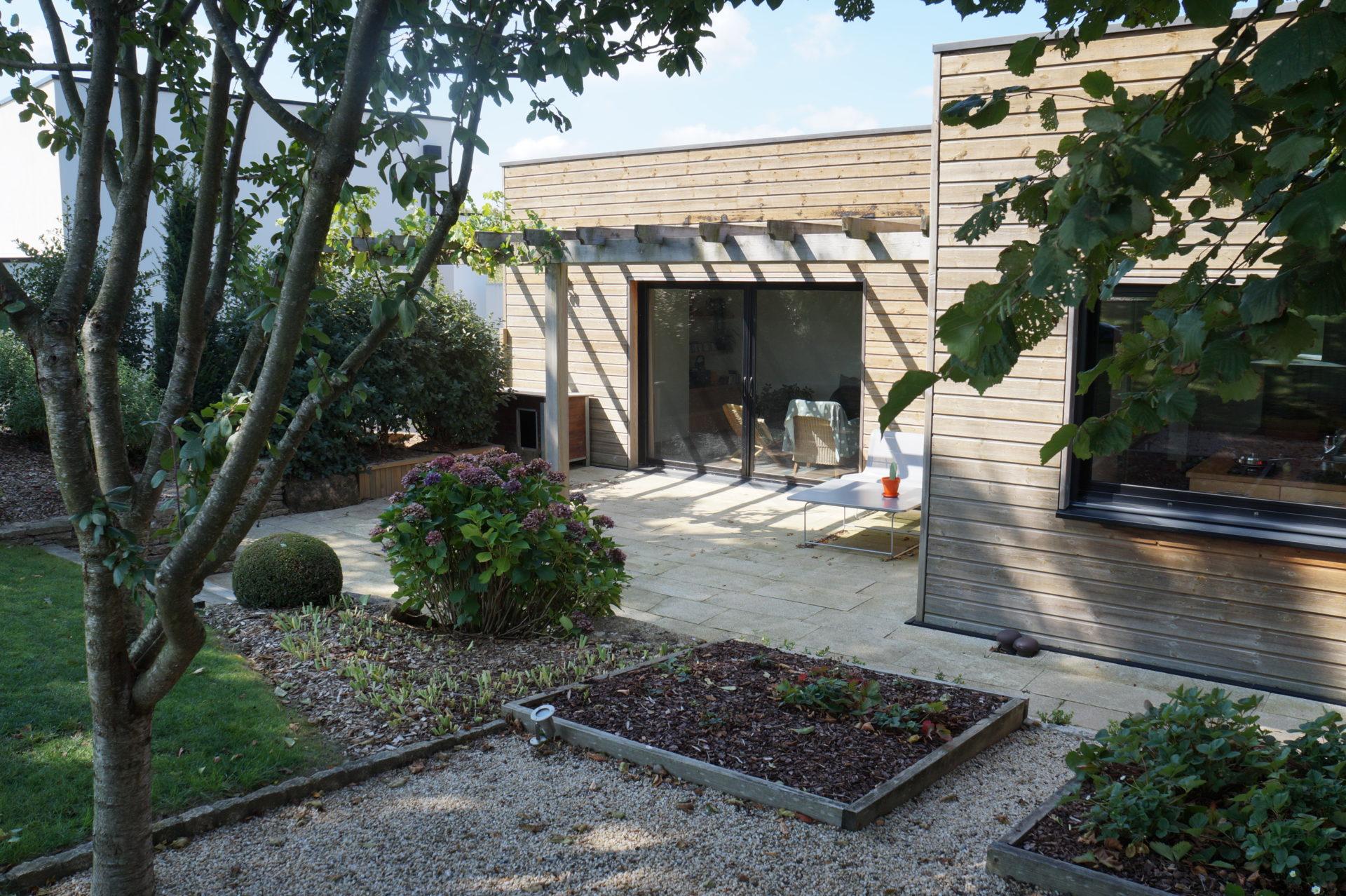 maison bois aux herbiers - ma maison acv