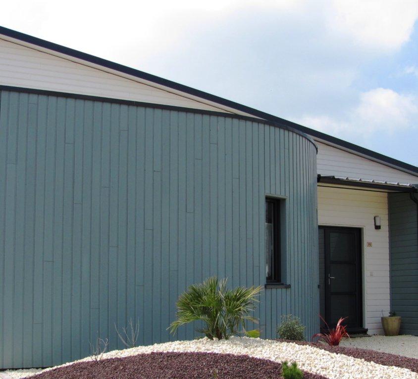 Maison bois de 139 m² à Chantonnay (Vendée, 85)