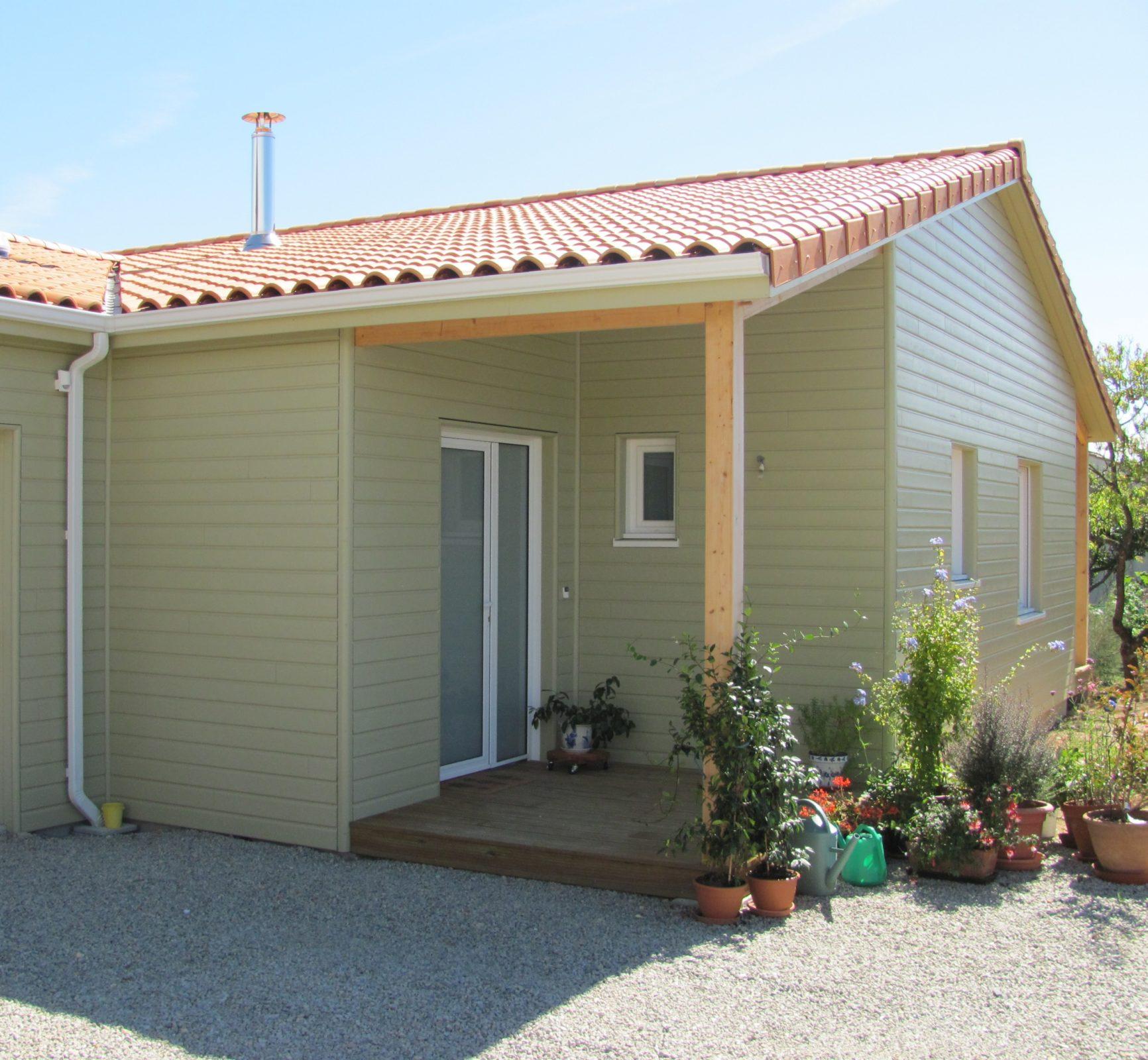 maison bois à longeville sur mer - ma maison acv