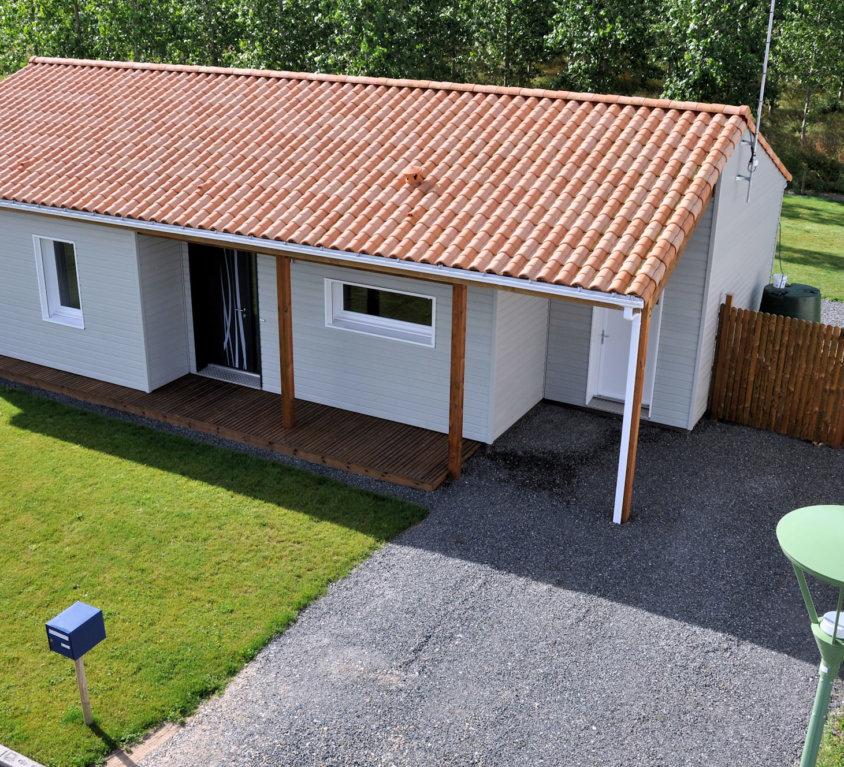 Maison bois de 84 m² à Saint Julien des Landes (Vendée, 85)