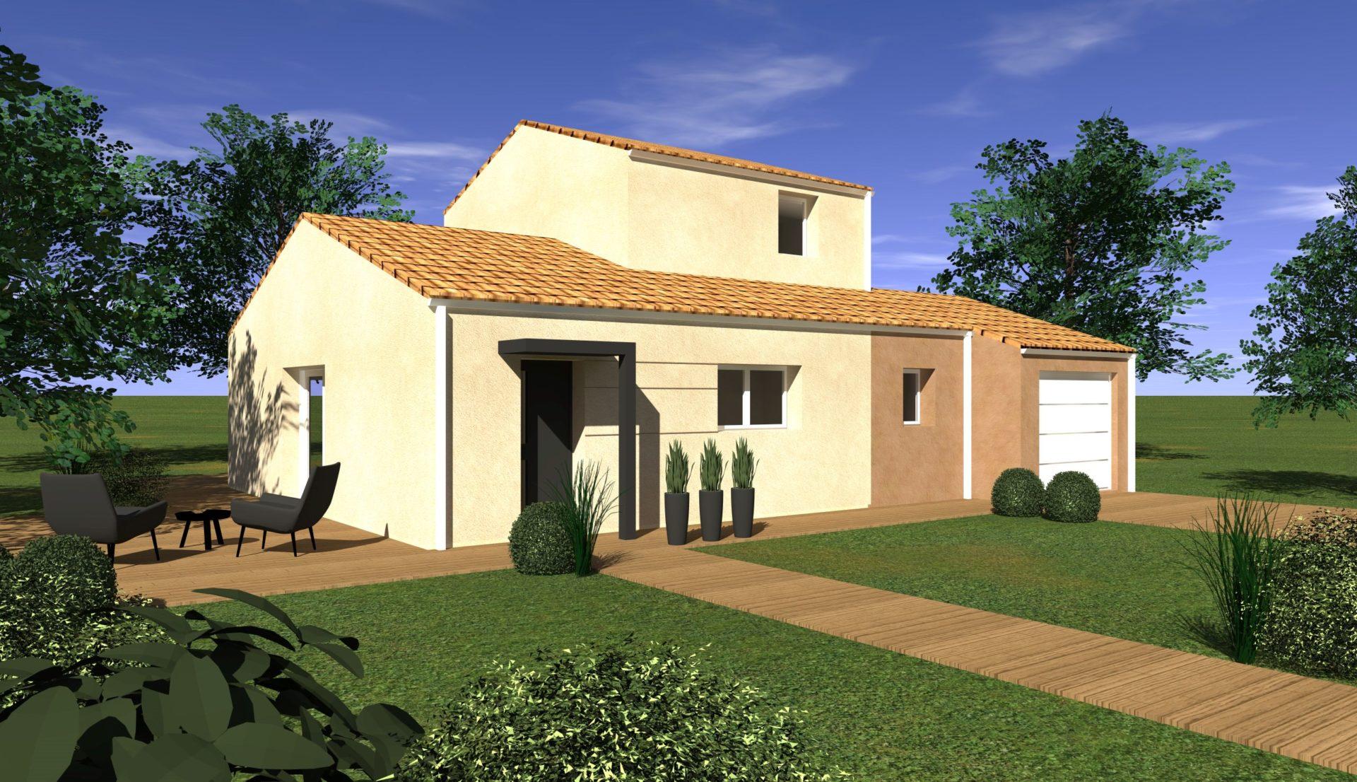 Couleur Extérieur Maison 2017 modèle ambre, maison traditionnelle - ma maison acv
