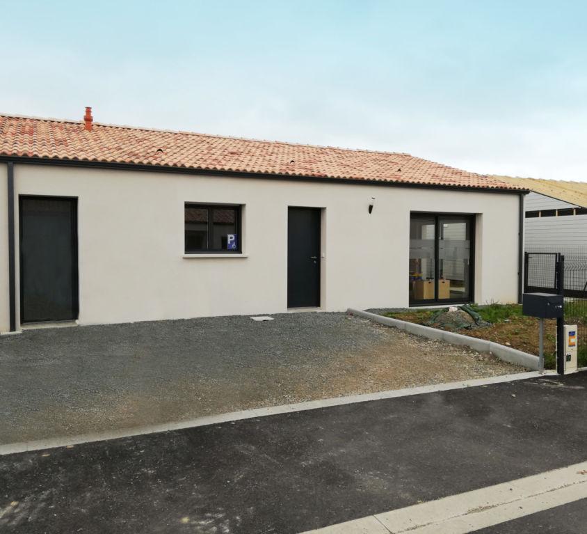 Maison traditionnelle 98 m² à Saligny (Vendée, 85)