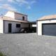 Maison traditionnelle 105 m² à Bazoges en Paillers (Vendée, 85)